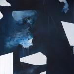 Atrament - 100x100 - Agnieszka Potocka-Makoś Studio Plama