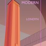 Tate Modern Gallery w Londynie